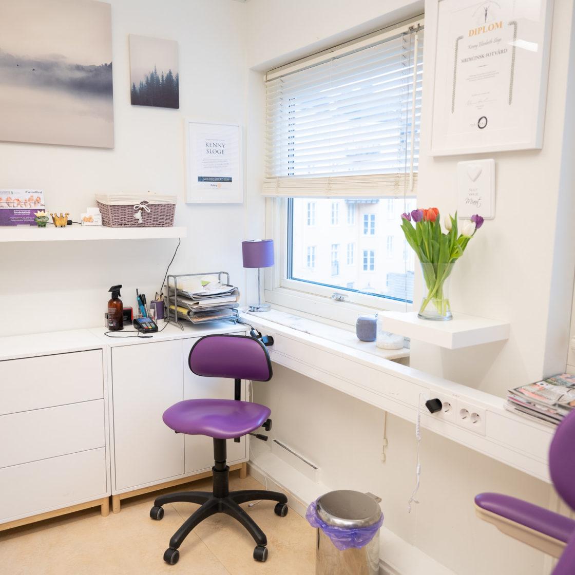 Behandlingsrummet